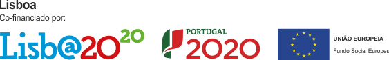 Logos financiamento Lisboa2020